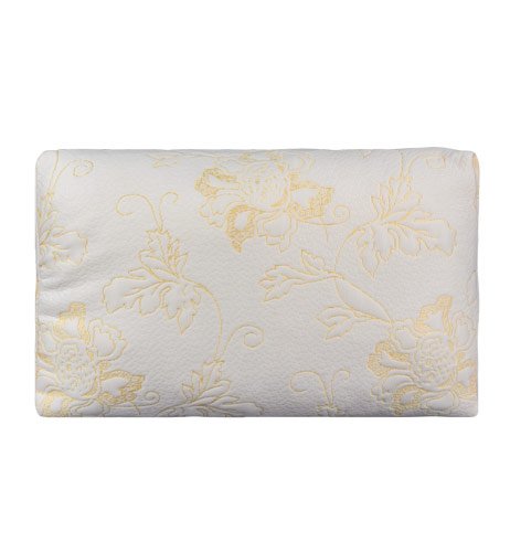 Memory Pillow White Flower