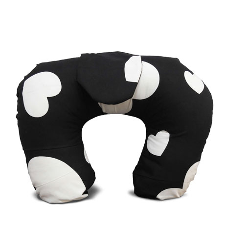 Black Nursing Pillows