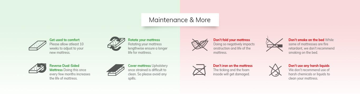 Matress Maintenance