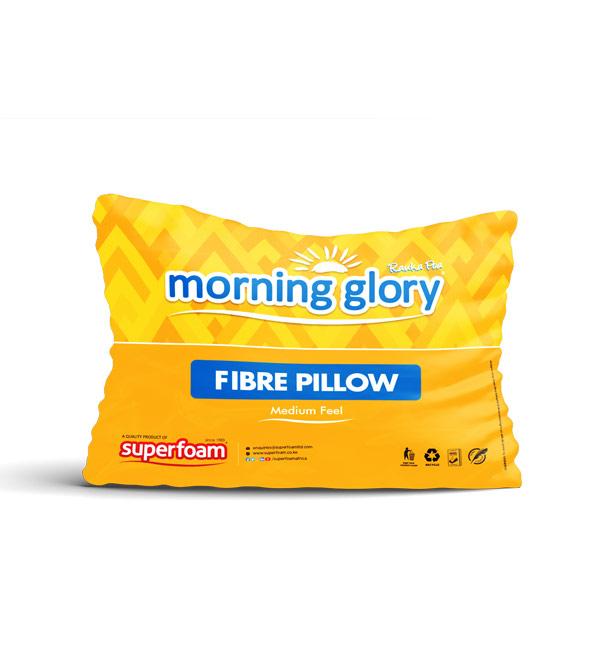 Morning Glory Fibre Pillow